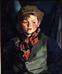 Jimmy O'D by Robert Henri