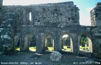 Burrishoole Abbey, Co Mayo (62KB)