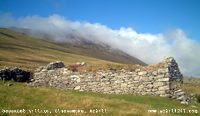Deserted village, Achill (79KB)
