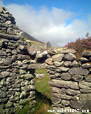 Deserted village, Achill (66KB)