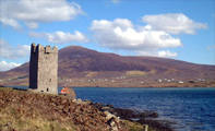 Photo of Kildavnet, Achill Island